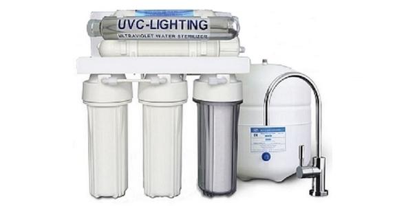 SAB RO-150UV Ultraviyole Filtreli Pompasız Su Arıtma Cihazı