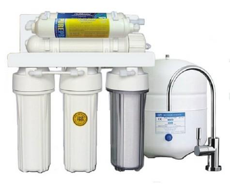 SAB-M Mineral Filtreli Pompasız Su Arıtma Cihazı