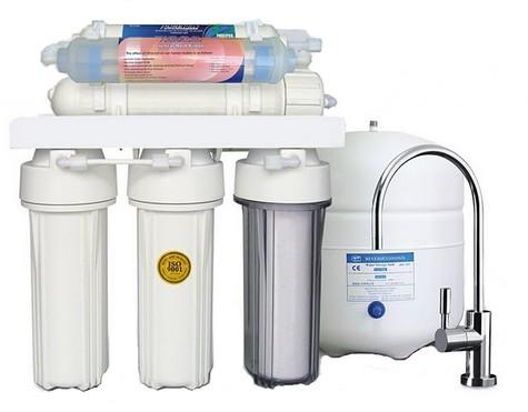 SAB-R Seramik Filtreli Pompasız Su Arıtma Cihazı