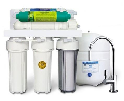 SAB-Ph Alkali Filtreli Pompasız Su Arıtma Cihazı