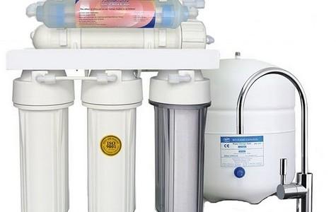 SAB RO-150R Tezgâh altı 6 Aşamalı Bioseramik Filtreli Su Arıtma Cihazı