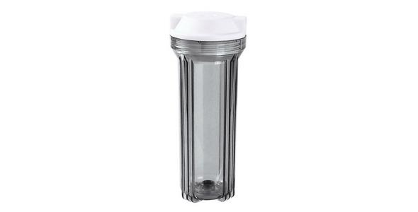 Su Arıtma Cihazı Filtre Kabı 10 İnch Şeffaf Housing