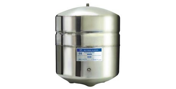 3,2 Galon Paslanmaz Çelik Su Arıtma Tankı